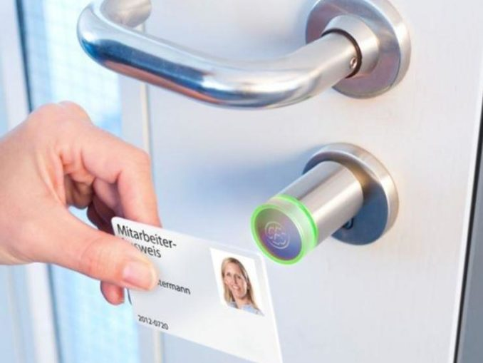 RFID Profilzylinder